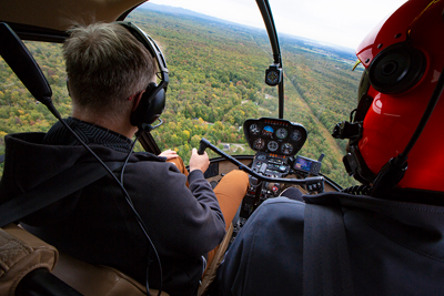 GoHelico - Adrenalin Passport - 30-min Pilot for a Day
