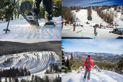 Auberge du Lac Taureau - Passport 4: Snowshoeing and snow tubing