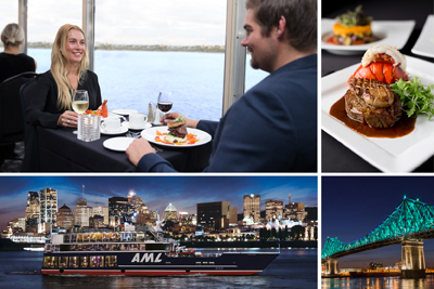 AML Cruises - Signature Dinner Cruise Passport