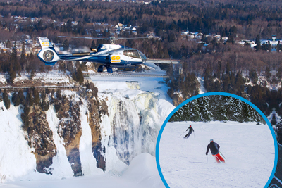 GoHelico - Adventure Passport - 30-min Heli-Ski