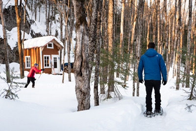 Club Sportif Appalaches - Outdoor Activities Passport (snowshoeing and cross-country skiing)