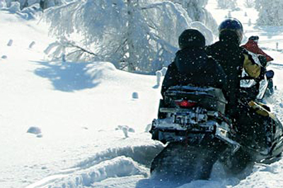 Aventures Wet Set Mtl - Snowmobile and ice fishing Passport
