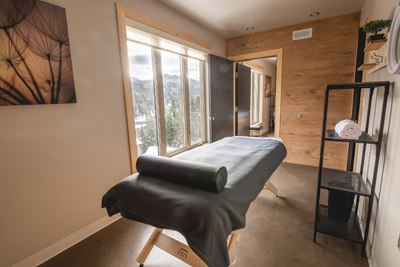 Le Nordique Spa Stoneham - Baths and massage Passport