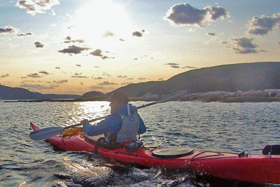 Tadoussac Autrement - Kayak and biking Passport