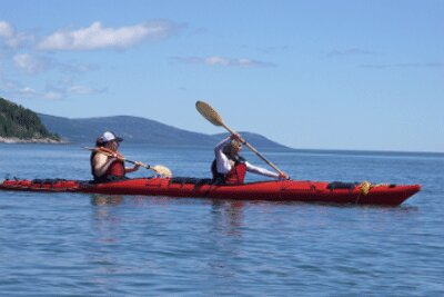 Katabatik Sea Kayaking - Sea and river Passport