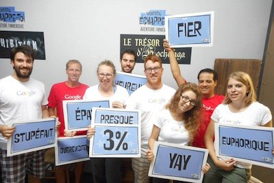 Échappe-Toi - Four escape rooms in Montréal Passport