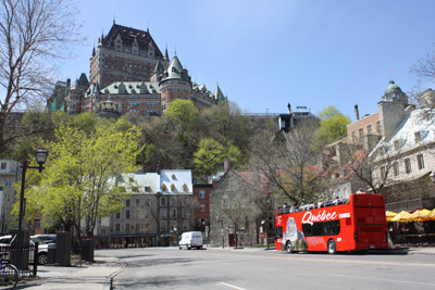 Les Tours du Vieux-Québec - Bus and walking tour Passport