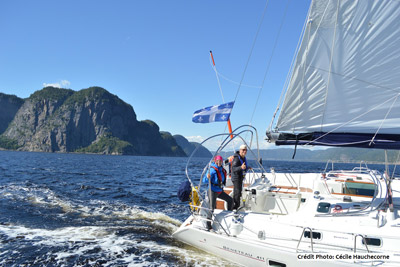Voile Mercator - Discovering the fjord Passport