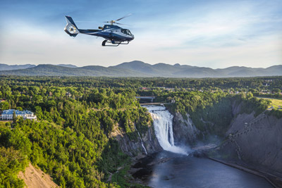 GoHelico – Family Passport – 30-min Helicopter Tour