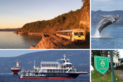 Croisières AML - 5-course dinner cruise and Train de Charlevoix Passport