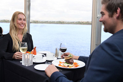 Croisières AML - 5-course dinner cruise Passport