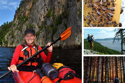 Ferme 5 Étoiles Centre de vacances - Kayak and discoveries in nature on the Fjord Passport
