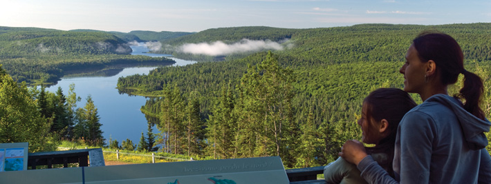 Mauricie National Park, photo credit Michel Julien