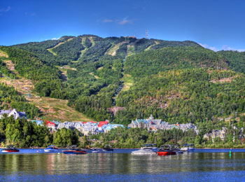 Enjoy an extraordinary vacation at the Tremblant Resort