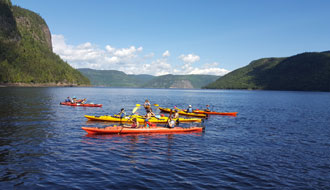 Fill up on activities on vacation with Aventure Écotourisme Québec!