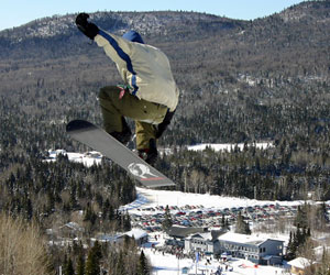 Combine thrills and gorgeous scenery in Charlevoix