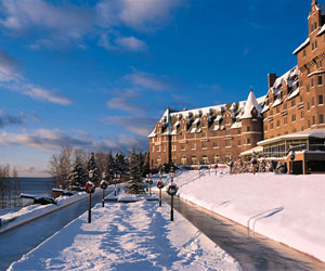 At Fairmont Le Manoir Richelieu, look forward to an exceptional vacation