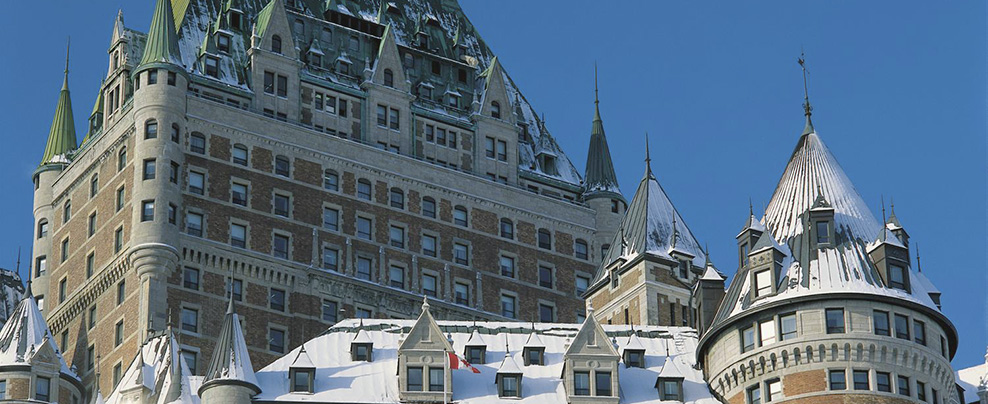 The best winter ever at Quebec's Fairmont Hotels