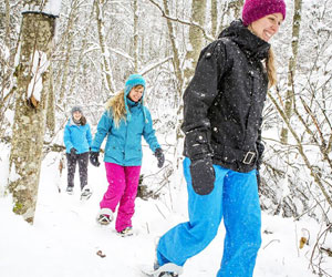 Find your favourite activities in the Jacques-Cartier region