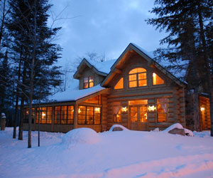 Find your dream cottage at the Fiddler Lake Resort