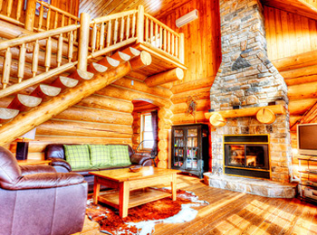 Bear Trail Chalet at the Fiddler Lake Resort