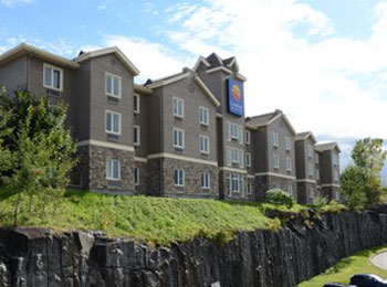 Comfort Inn and Suites in Saint-Jérôme