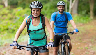 Choose a biking vacation at Comfort Inn and Suites Saint-Jérôme