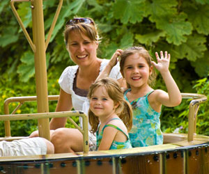 La Ronde is the ultimate attraction for families!