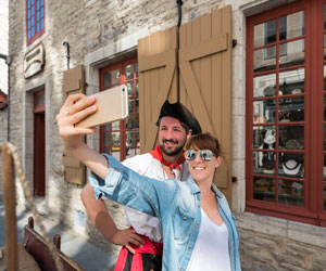 A road trip full of art, history and culture in Québec City