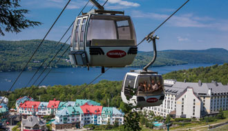 Plan a perfect vacation to Montebello and Tremblant with the Fairmont Hotels