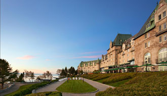Summer vacation is amazing at the Château Frontenac and Manoir Richelieu!