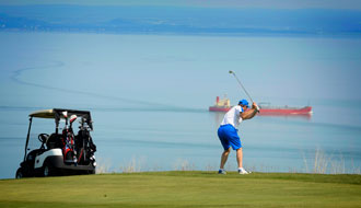 Golf au Fairmont Le Manoir Richelieu