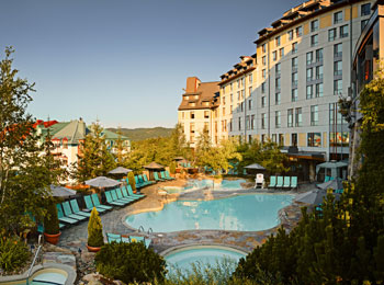 At Fairmont Tremblant, summer is your favourite time of the year