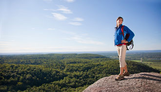 Plenty of outdoor activities in Gatineau Park
