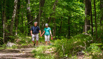 Find your perfect camping spot at Gatineau Park!