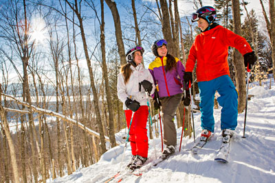 Celebrate Spring with a Ski Trip to Quebec