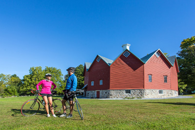 It's Spring so Come Pedal Through the Eastern Townships!