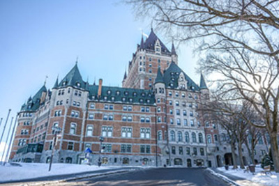 Look forward to the best winter ever at Quebec's Fairmont Hotels and Resorts