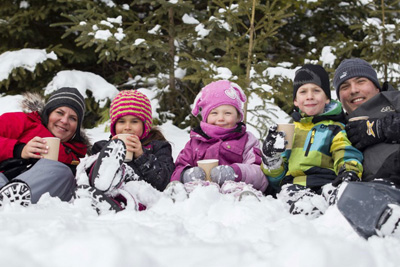 Fill up on adventure and discovery this winter in Mauricie