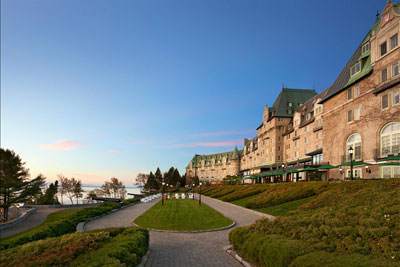 Peaceful charm and elegance at Fairmont Le Manoir Richelieu