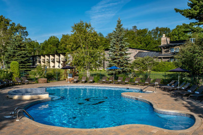 Choose Hotel & Spa Mont Gabriel for a great family vacation