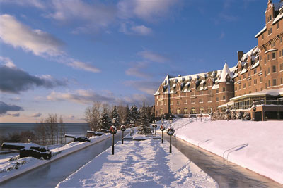 From Fairmont to Fairmont on Quebec's Most Beautiful Roads