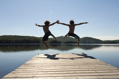 Have a Blast of Family Fun in the Laurentians