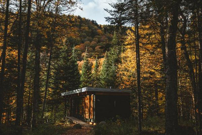 Embrace fall in the Jacques-Cartier region