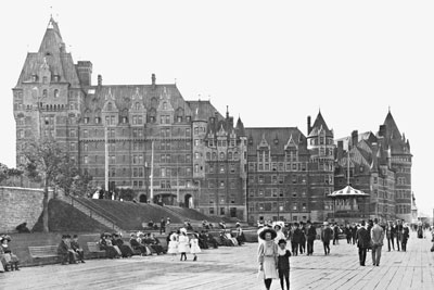 Fairmont Le Château Frontenac Celebrates 125 Years in Style!
