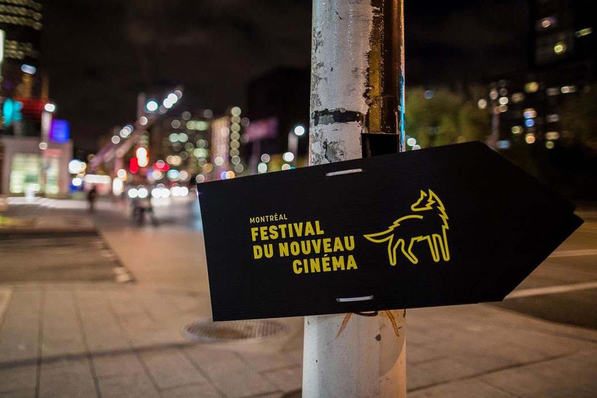 Festival du nouveau cinéma: a dynamic event happening this fall