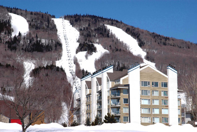 Hébergement Mont Sainte-Anne: at the Heart of Your Winter Vacation