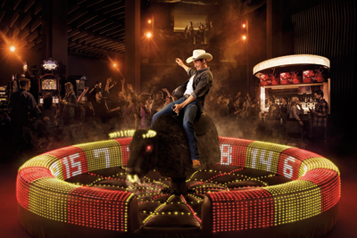 Get into Country Mode at Quebec's Casinos