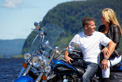 Mauricie's Route 155, THE Motorcycle Trail for the Summer