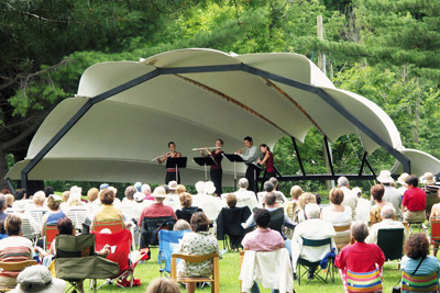 Meet up with the Arts in the Eastern Townships this Summer